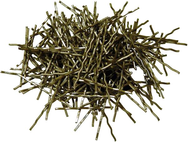 Фібра сталева