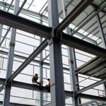 Будівельні металеві колони